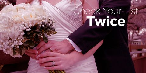 What Brides Should Not Register For