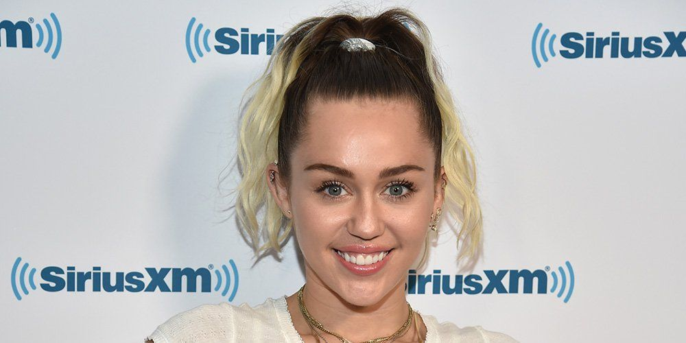 Miley Cyrus pansexuality