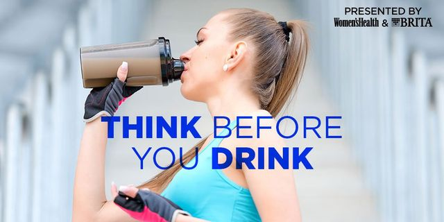 5 Things To Never Drink Before A Workout Womens Health