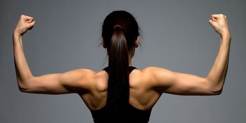 15 minute workout to sculpt a sexy back