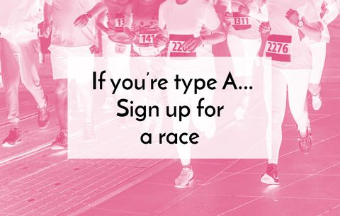 type a race