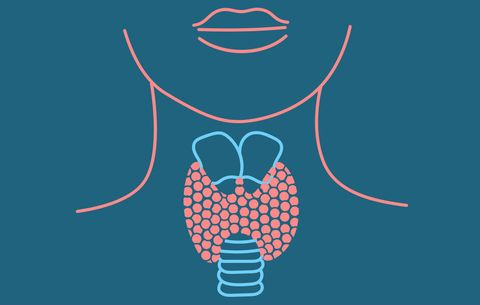 How To Deal With Hypothyroid Weight Gain   Women's Health