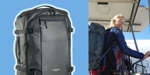 Bag, Backpack, Luggage and bags, Baggage, Hand luggage, Travel,