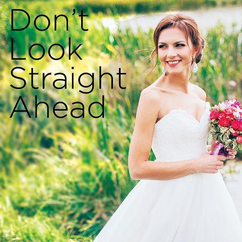 how to look better in wedding photos