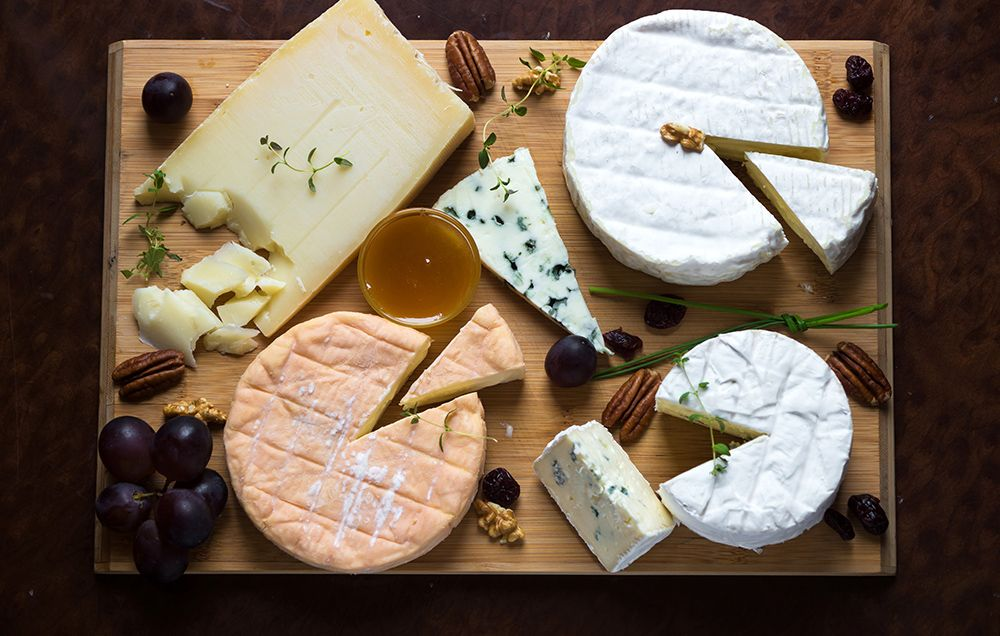 The 16 Best Cheeses You Can Buy At Trader Joe's, According To A Cheese Expert