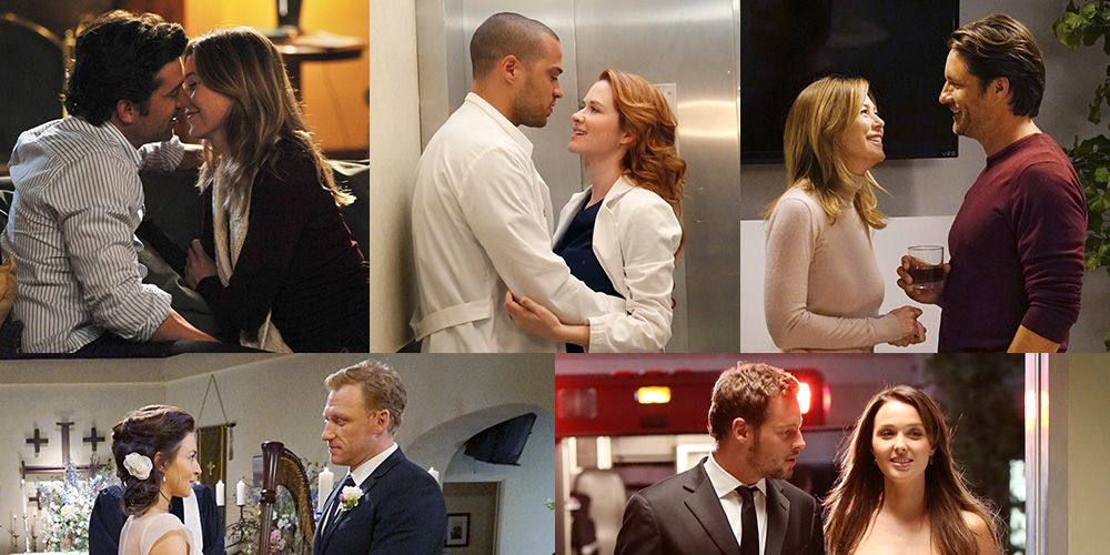 22 Best Greys Anatomy Couples Of All Time, Ranked-7838