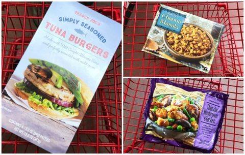 The 10 Best Frozen Meals From Trader Joe's, According To Nutritionists