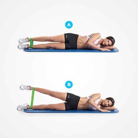 inner thigh workout  women's health