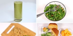 ​​1200 Calories A Day Vegan Diet Meal Plan