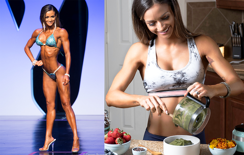 'I'm A Vegan Bodybuilder—Here's What I Eat In A Day'