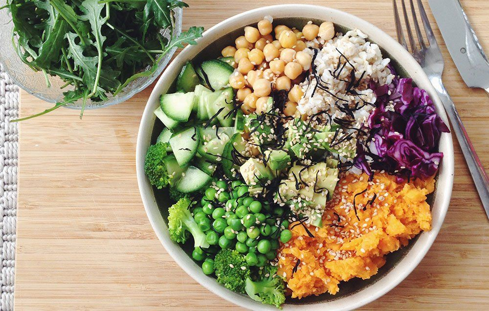 5 Vegan Dinners With As Much Protein As A Chicken Breast