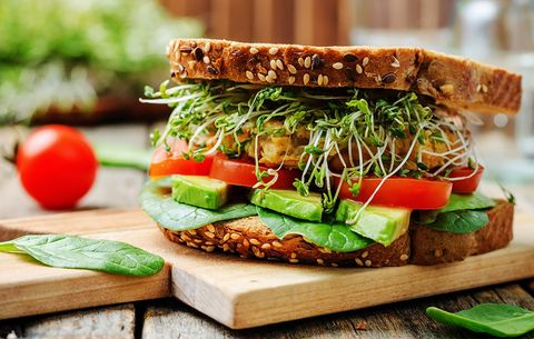13 Tiny Tweaks That Will Help You Build A Healthier Sandwich