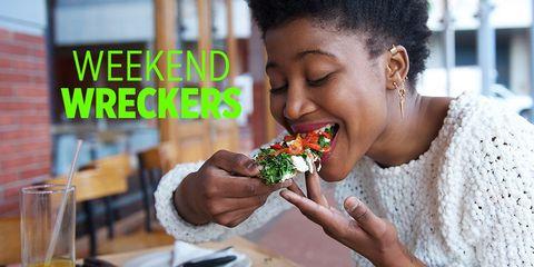 weekend wreckers
