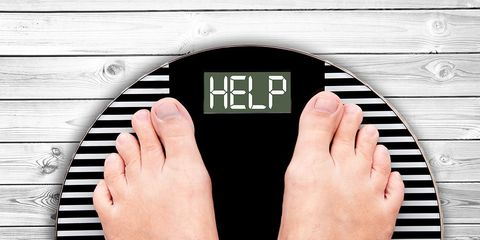 Weight loss ground rules