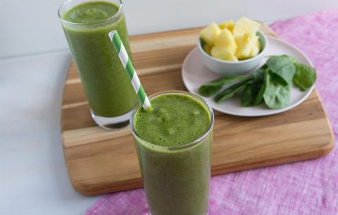 Green warrior weight loss shake