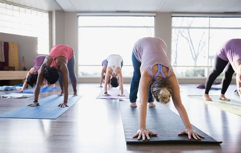 What you need to know about doing yoga to lose weight womens health yoga for weight loss ccuart Gallery
