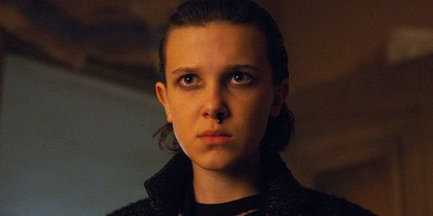 what causes nose bleed like Eleven in Stranger Things