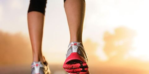 Why workouts hurt your feet
