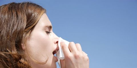 Why you're always sneezing