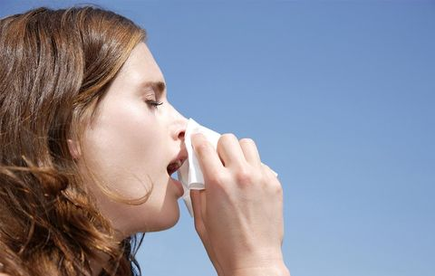 6 Reasons You Re Sneezing All The Damn Time Women S Health