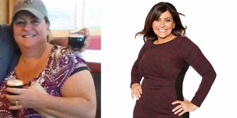 Jenna Leveille before and after weight loss