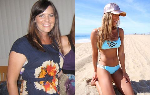 'Exactly How I Lost 40 Pounds After Years Of Yo-Yo Dieting'
