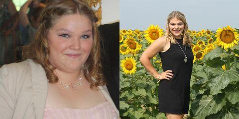 Amanda Carty weight loss success story