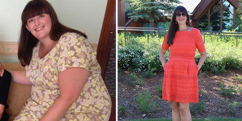 Kelly Kepner weight loss success