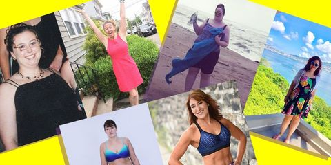 How real women pushed through weight-loss plateaus