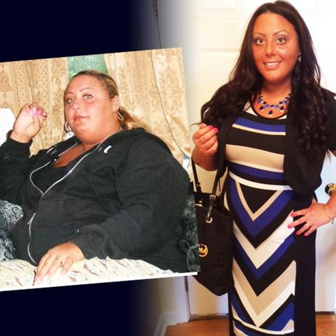 lose more than 150 pounds