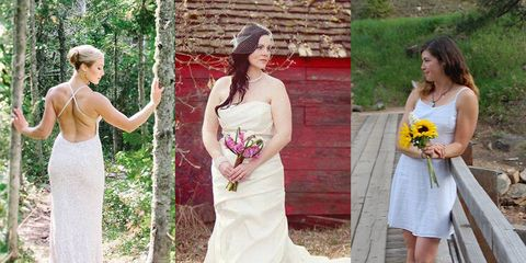 Weddings and weight loss