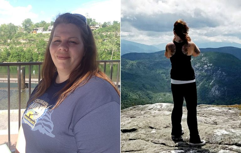 5 women share the moment they knew they had to start losing weight erica buteau weight loss ccuart Choice Image