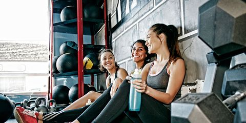 Get more out of your gym session