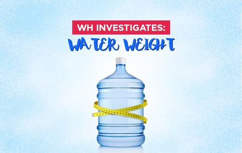What Is Water Weight, Anyway?
