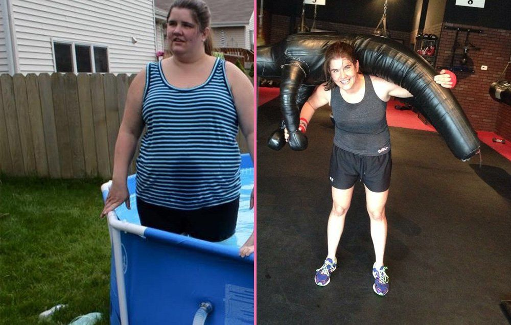 workout for weight loss female