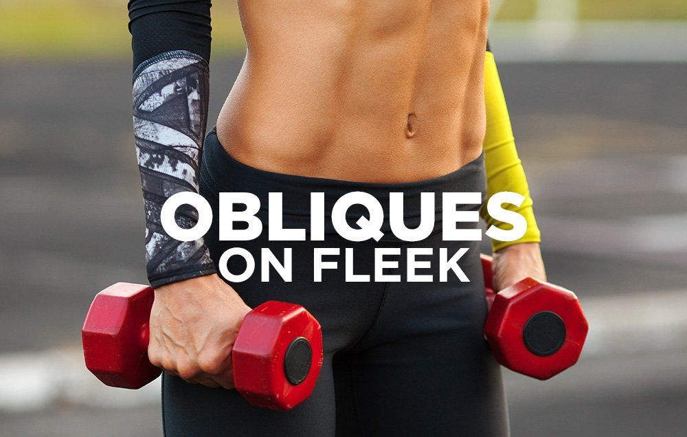 Want Sexy Side Abs By Summer This Workout Will Light Up Your