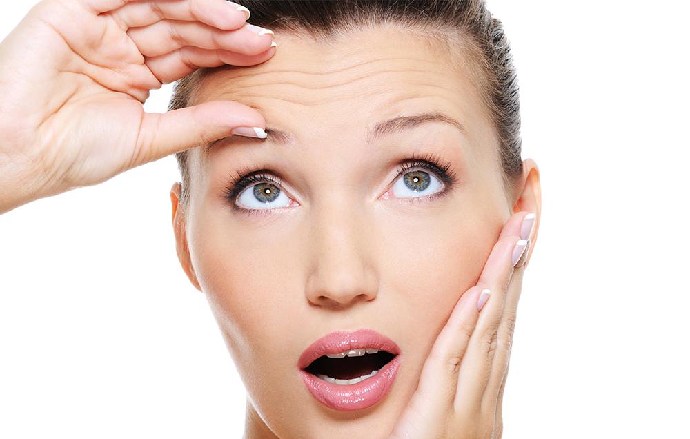 Get rid of wrinkles fast
