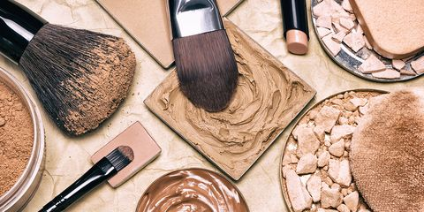 Wearing the wrong foundation