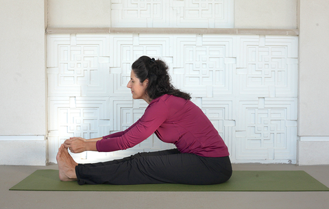 yoga for digestion  women's health