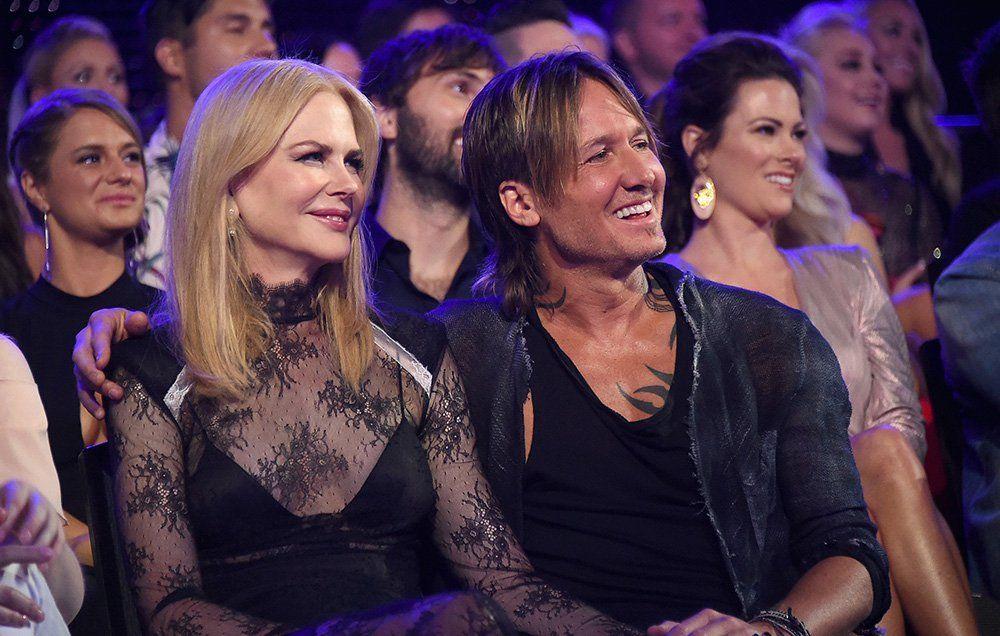 Keith Urban Cmt Speech Nicole Kidman Women S Health