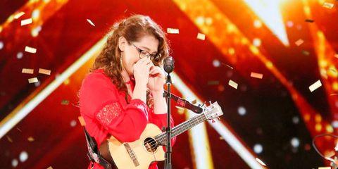 mandy harvey america's got talent deaf singer
