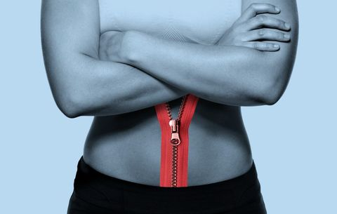What It Really Means To 'Zip Up Your Abs' During Core Work