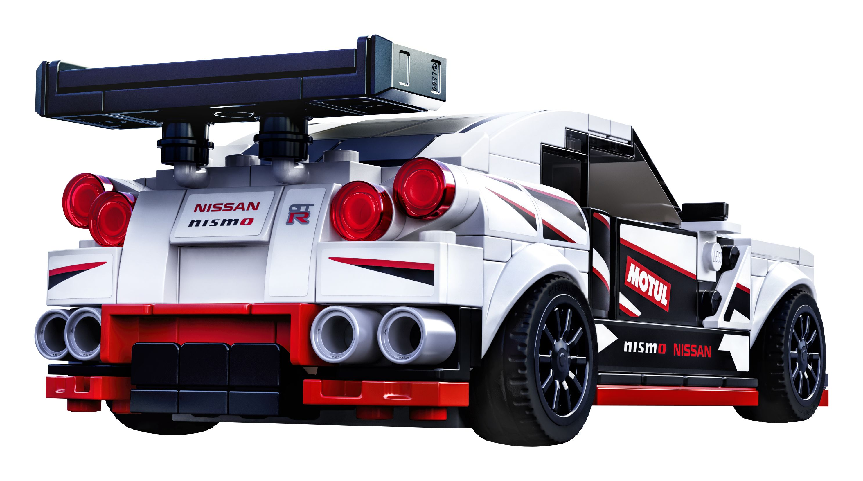 This Lego Nissan GT-R Is the Perfect Thing for the Tuner Fanatic in Your Life
