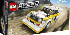 Audi Sport Quattro S1 Lego Speed Champions