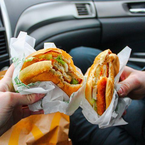 Food, Junk food, Cuisine, Dish, Fast food, Finger food, Snack, Car, Meal, Fried food,
