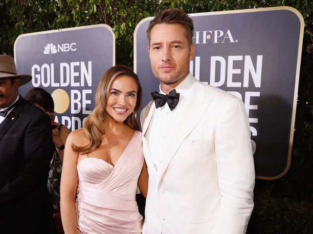 """nbc's """"76th annual golden globe awards""""   red carpet arrivals"""