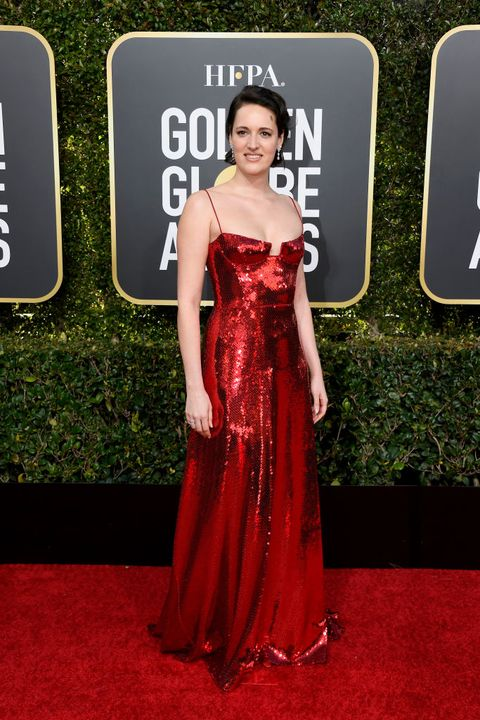 Most Naked Dresses From The 2019 Golden Globe Awards