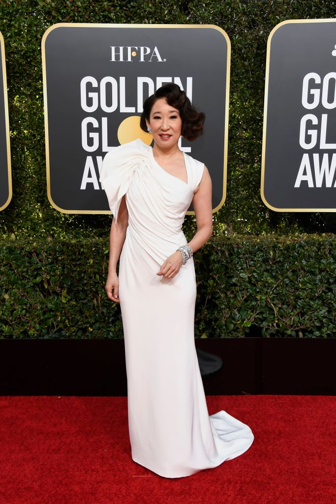 Golden Globes 2019 Best Dressed , Celebrity Fashion on the