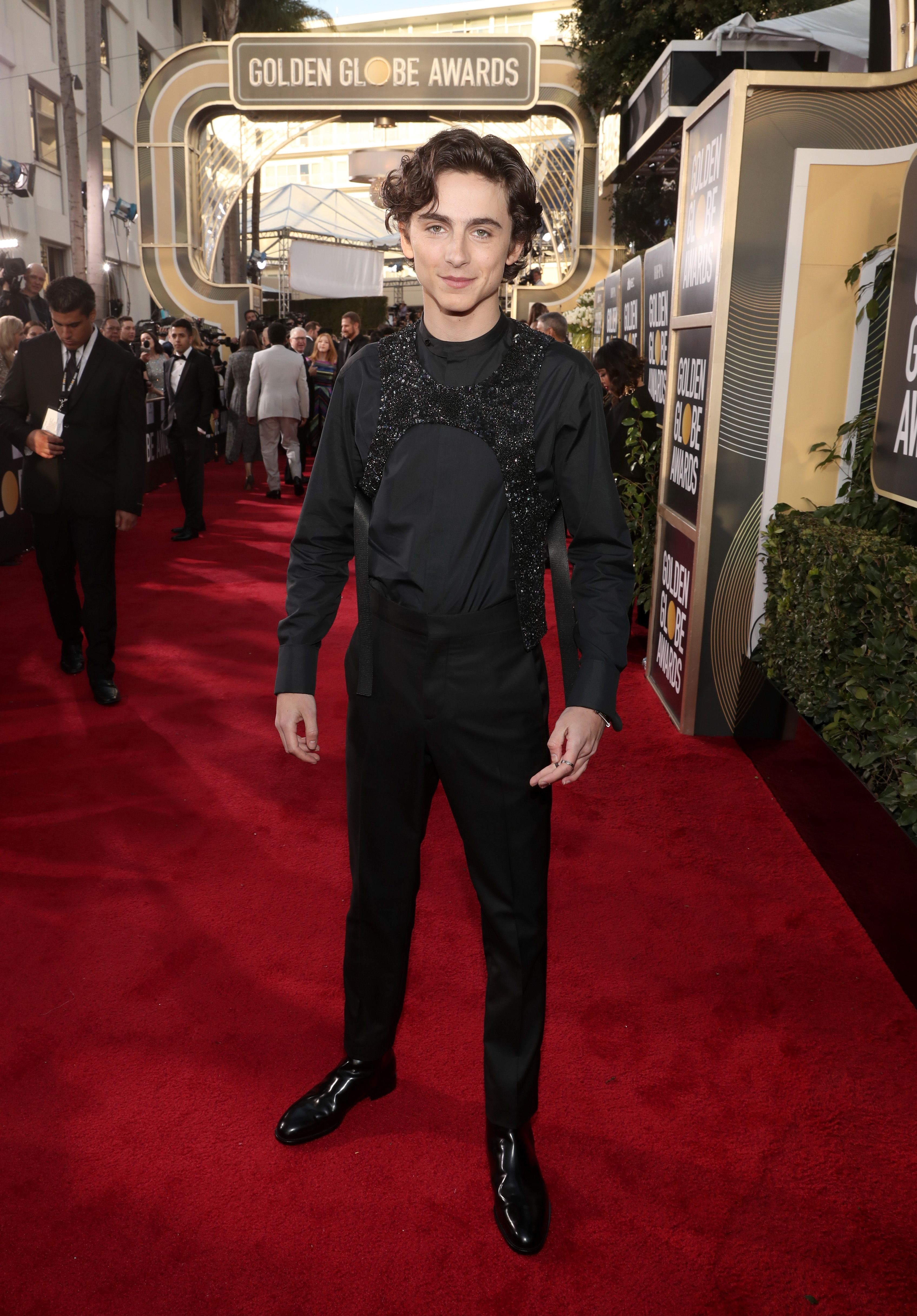 89605dd1e1ba Let s Speculate About Timothée Chalamet s Golden Globes Outfit