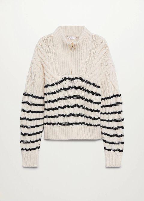 jerseis mujer punto lana tendencia